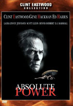 Absolute Power (DVD Cover)