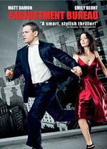 The Adjustment Bureau (DVD Cover)