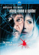 Along Came a Spider (DVD Cover)