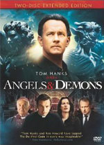 Angels & Demons (DVD Cover)