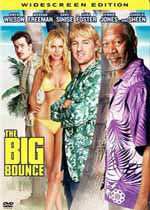 The Big Bounce (DVD Cover)