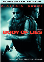 Body  of Lies (DVD Cover)