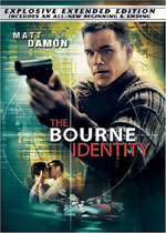 The Bourne Identity (DVD Cover)