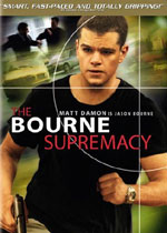 The Bourne Supremacy (DVD Cover)