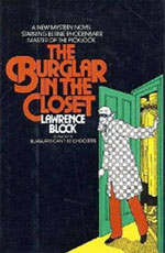 The Burglar in the Closet by Lawrence Block