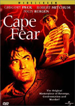 Cape Fear (DVD Cover)