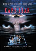 Cape Fear (DVD Cover)