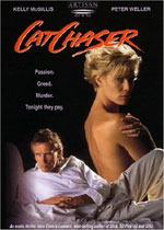 Cat Chaser (DVD Cover)