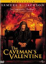 The Caveman's Valentine (DVD Cover)