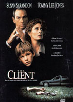 The Client (DVD Cover)