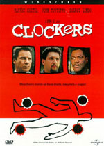 Clockers (DVD Cover)