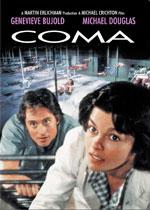 Coma (DVD Cover)