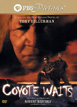 Coyote Waits (DVD Cover)