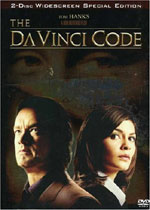 The Da Vinci Code (DVD Cover)