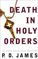 Death in Holy Orders by P. D. James