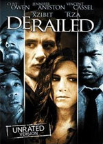 Derailed (DVD Cover)