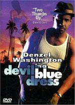 Devil in a Blue Dress (DVD Cover)