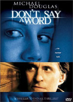 Don't Say a Word (DVD Cover)