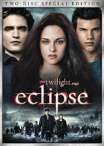 The Twilight Saga: Eclipse (DVD Cover)