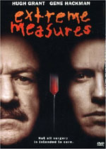Extreme Measures (DVD Cover)