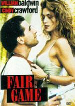 Fair Game (DVD Cover)