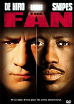 The Fan (DVD Cover)