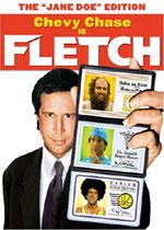 Fletch (DVD Cover)