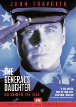The General's Daughter (DVD Cover)