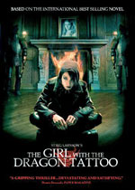 The Girl with the Dragon Tattoo (DVD Cover)