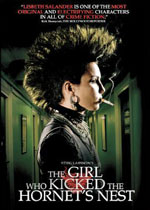 The Girl Who Kicked the Hornet's Nest: Available on DVD or Blu-ray Disc