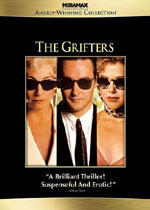 The Grifters (DVD Cover)