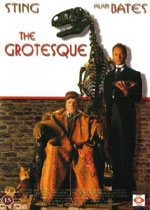 The Grotesque (DVD Cover)