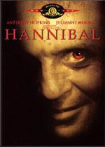Hannibal (DVD Cover)