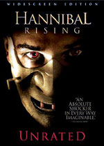 Hannibal Rising (DVD Cover)