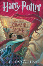 Harry Potter and Chamber of Secrets by J. K. Rowling