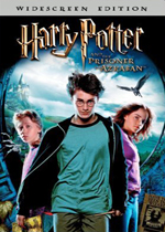 Harry Potter and the Prisoner of Azkaban (DVD Cover)