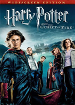 Harry Potter and the Goblet of Fire (DVD Cover)