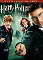 Harry Potter and the Order of the Phoenix (DVD Cover)
