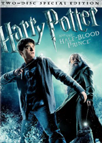 Harry Potter and the Half-Blood Prince (DVD Cover)
