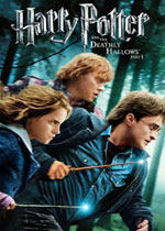 Harry Potter and the Deathly Hallows: Part One (DVD Cover)