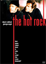 The Hot Rock (DVD Cover)