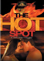 The Hot Spot (DVD Cover)