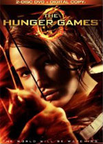The Hunger Games (DVD Cover)