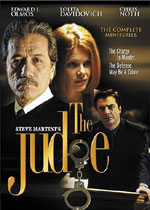The Judge (DVD Cover)