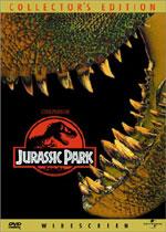 Jurassic Park (DVD Cover)