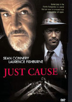 Just Cause (DVD Cover)