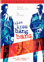 Kiss Kiss, Bang Bang (DVD Cover)