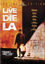 To Live and Die in L.A. (DVD Cover)