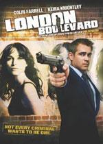 London Boulevard (DVD Cover)