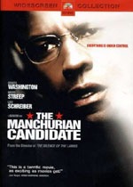 The Manchurian Candidate (DVD Cover)